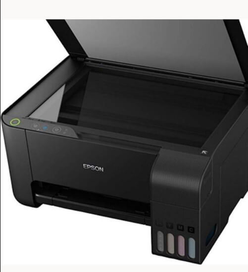 cara scan di printer epson l3110 windows 10